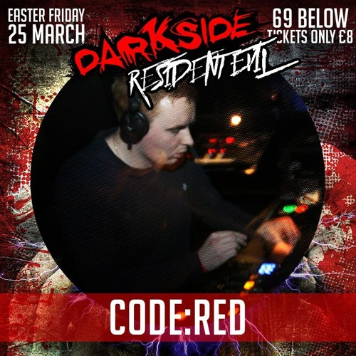Motormouth Podcast 027 – CODE:RED – Darkside Resident Evil Mix#1