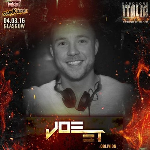 Motormouth Podcast 026 – JOE ET – Darkside Hardcore Italia Scotland Mix #3
