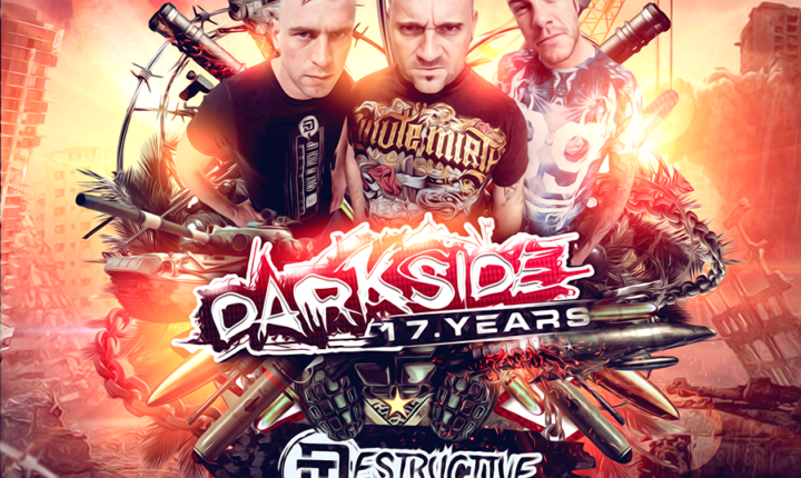 Destructive Tendencies announced for Darkside: 17 Years