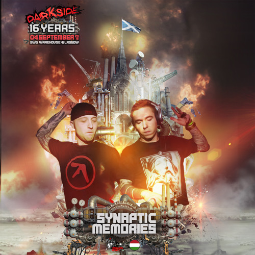Motormouth Podcast 016 – SYNAPTIC MEMPORIES – Darkside: 16 Years Mix #5