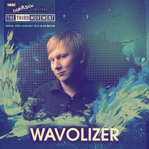 Motormouth Podcast 023 – WAVOLIZER – Darkside Invites The Third Movement Mix #1