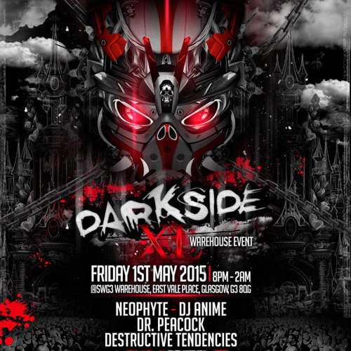 Motormouth Podcast 008 – DARK CORPS – Darkside XL Mix #3