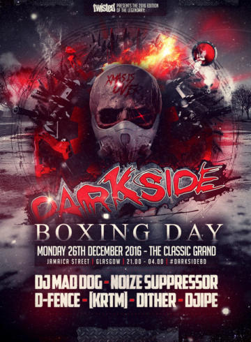 Darkside: Boxing Day