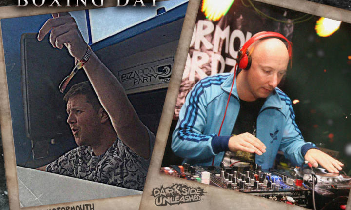 Al Twisted & Rob Da Rhythm announced for Darkside Boxing Day'16