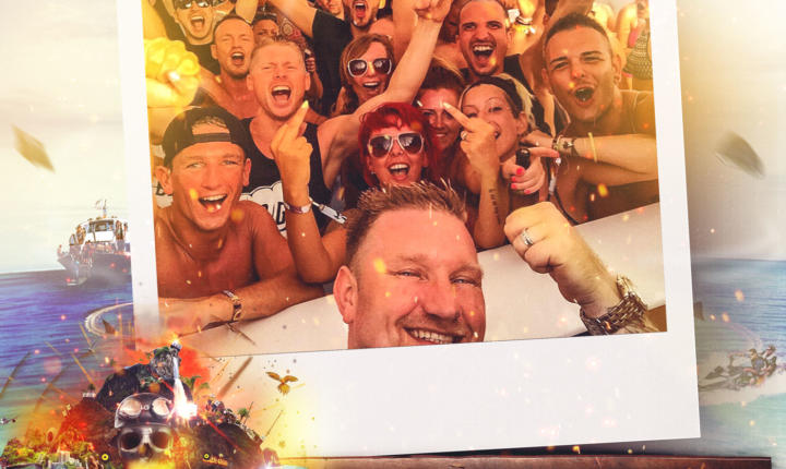 Partyraiser – First Headliner Announced for Ibiza Goes Hard 2017
