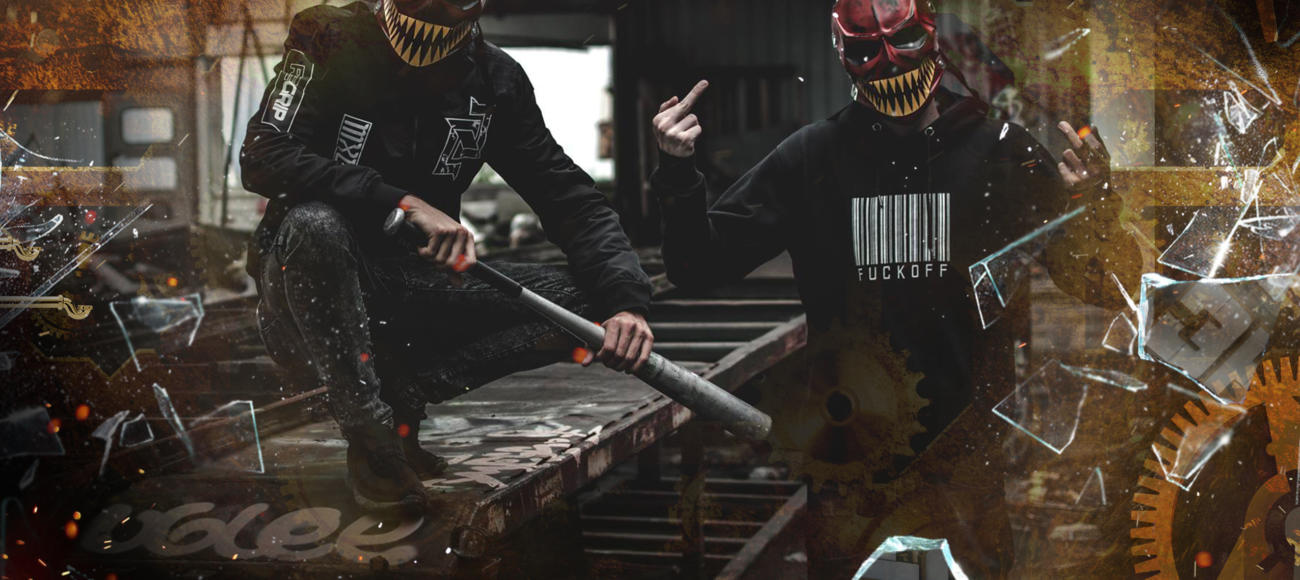 """Twisted's Darkside Podcast 267 – CHAOTIC HOSTILITY – """"Darkside : Time To Raise The Party!"""" Mix #1"""