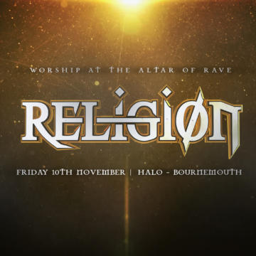 Religion – Worship At The Altar of Rave