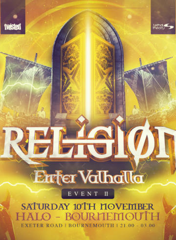 Religion II – Worship At The Altar of Rave