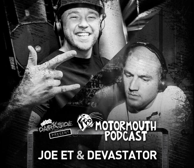 Mouthcast 050 – Joe ET & Devastator – Live @ Ibiza Goes Hard 2017