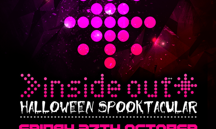 Inside Out : Halloween Spooktacular – TRAILER