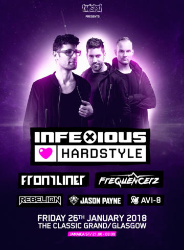 InfeXious Loves Hardstyle