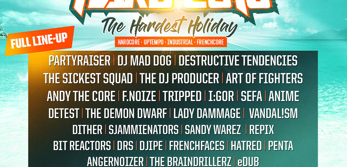 Ibiza Goes Hard 2018 – The Hardest Holiday