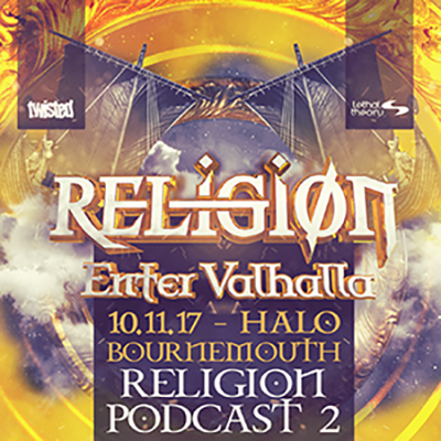 Religion II Podcast – Promo Mix #2