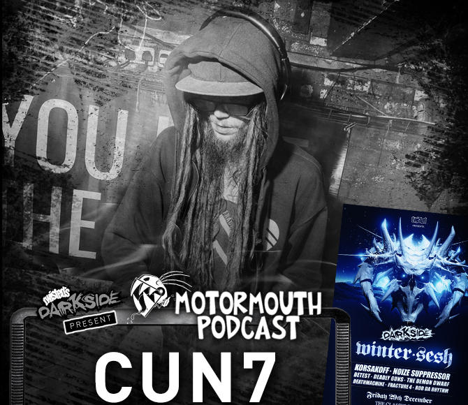 Mouthcast 053 – CUN7 – Darkside Winter Sesh Promo Mix #1