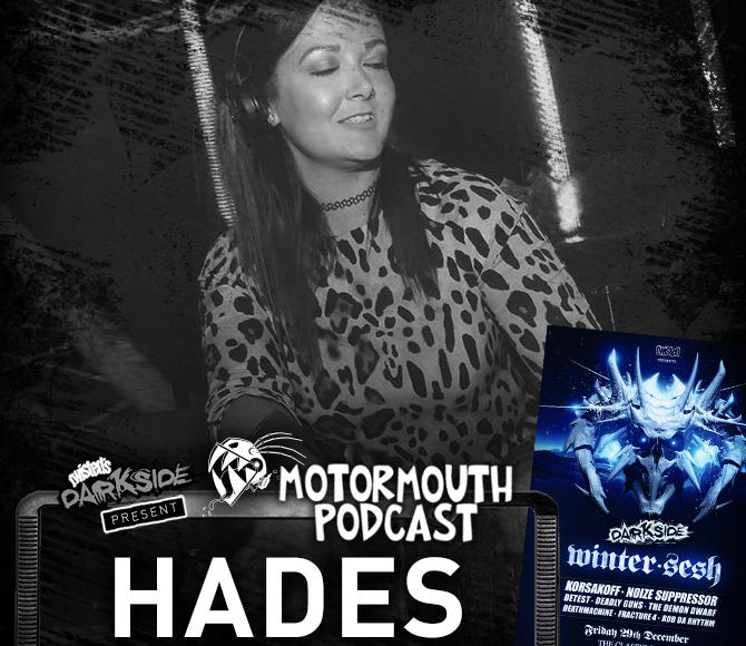 Mouthcast 054 – HADES – Darkside Winter Sesh Promo Mix #3