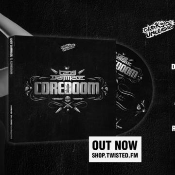 Lady Dammage – COREDOOM Album – OUT NOW