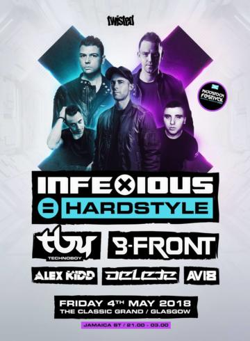 InfeXious is Hardstyle