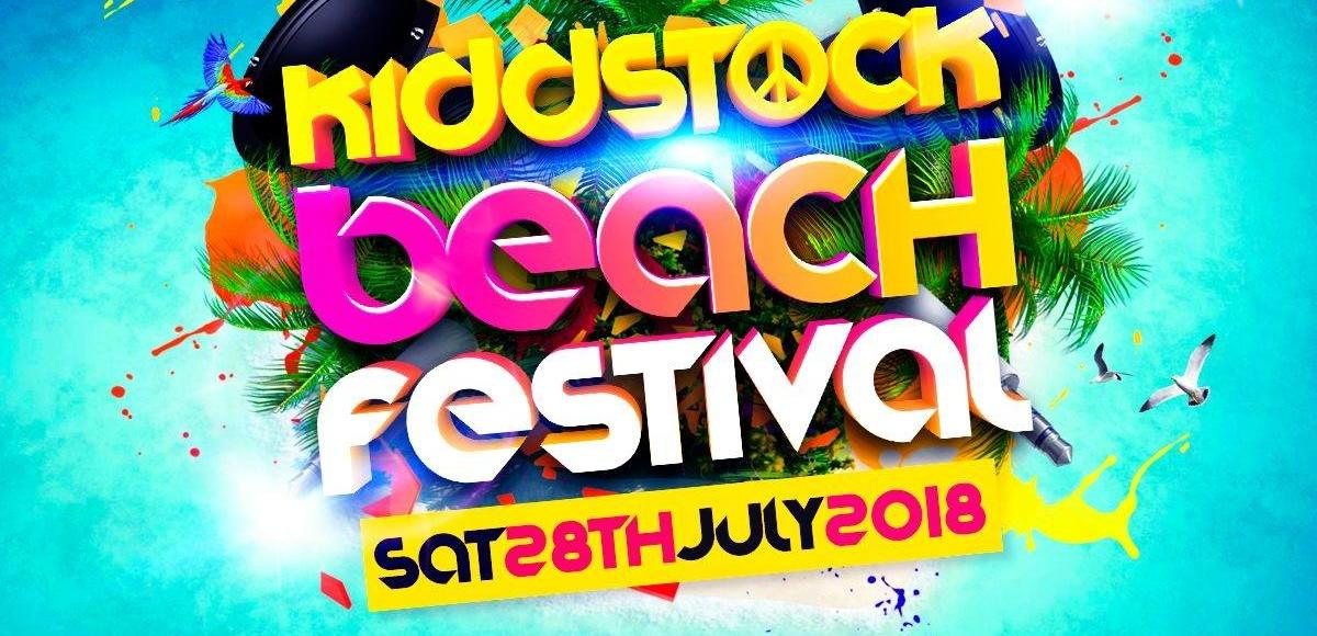 Kiddstock Beach Festival 2018 – Darkside vs Horizon tent