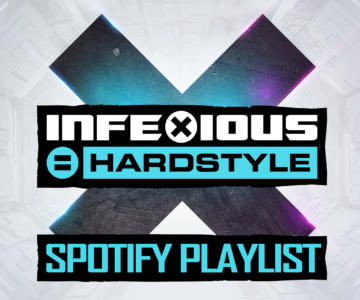 InfeXious Hardstyle on SPOTIFY