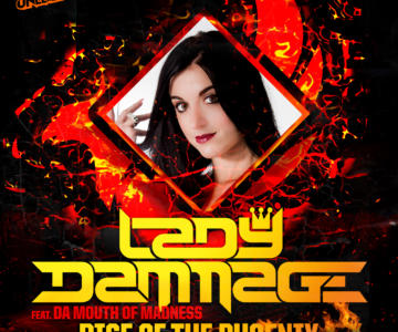 Lady Dammage – Phoenix Festival's Anthem on Darkside Unleashed