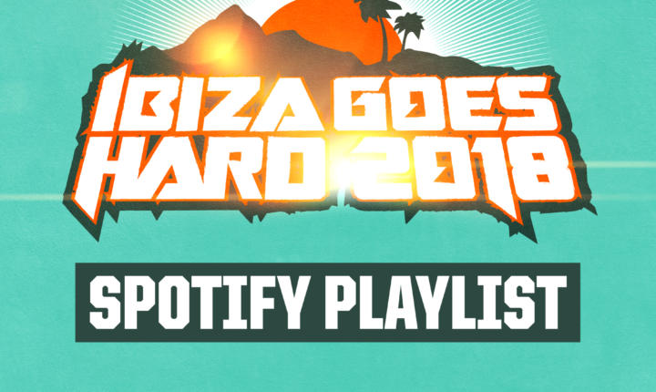 IBIZA GOES HARD ON SPOTIFY