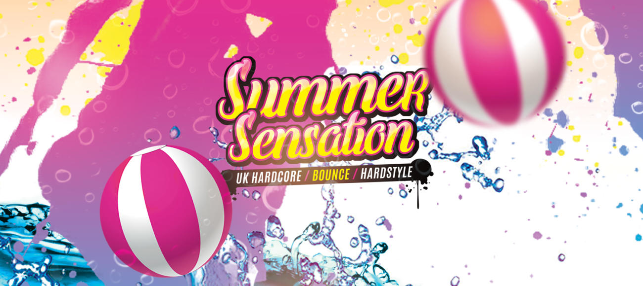Reactor meets Intenzifi : Summer Sensation