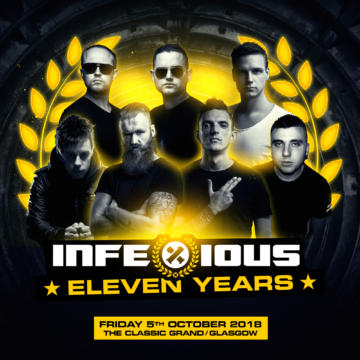 InfeXious – Eleven Years