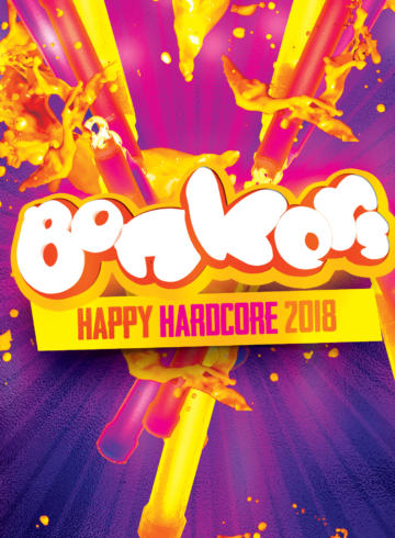 Bonkers: Happy Hardcore 2018