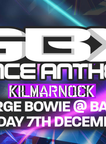 GBX DANCE ANTHEMS