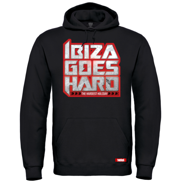 Ibiza Goes Hard Hoodies