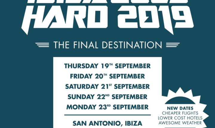 Ibiza Goes Hard 2019 – Limited Early Birds tickets now on sale