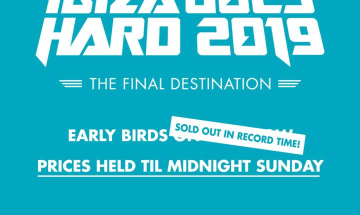 IGH 2019 – Early Bird tickets price held until Sunday