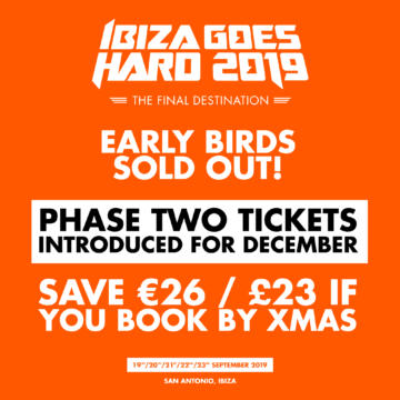IGH 2019 – Phase 2 Tickets