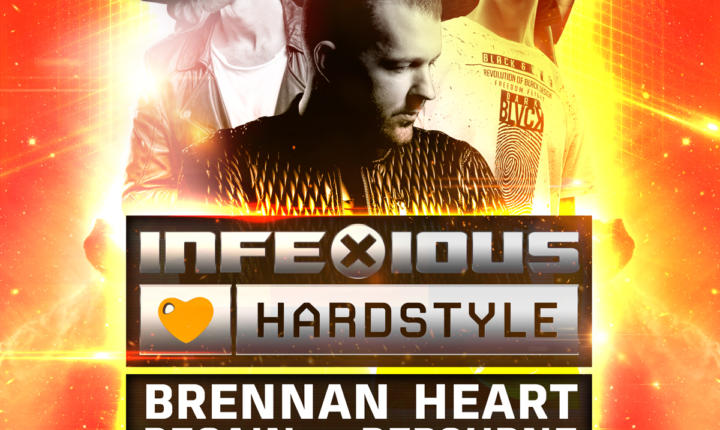 InfeXious Loves Hardstyle – ONLY 20% TICKETS LEFT!