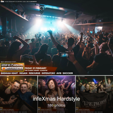 InfeXmas Hardstyle – Party pics online!