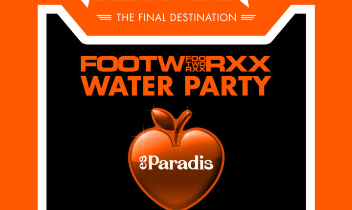 IGH 2019 – FOOTWORXX Day Time Water Party
