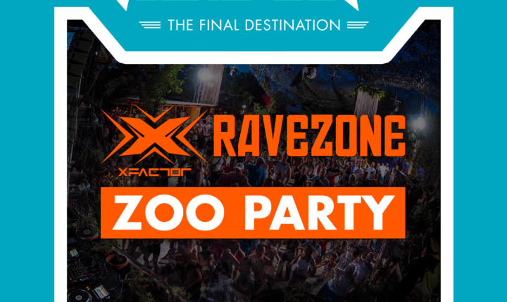 IGH 2019 – RAVEZONE from X Factor host the Zoo party