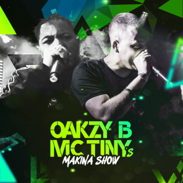 Reactor presents Oakzy B & MC Tiny – Makina Show – Glasgow