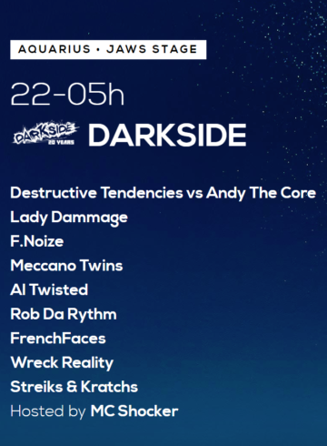Hard Island Croatia – Darkside Hosting