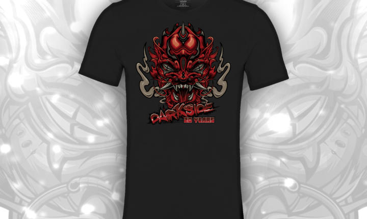 DARKSIDE: 20 YEARS – LIMITED EDITION VIP T-SHIRT