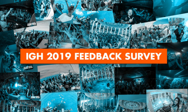 IGH 2019 Feedback Survey & Tickets to Win