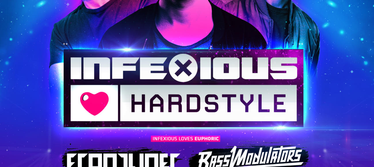 InfeXious Loves Hardstyle 2020